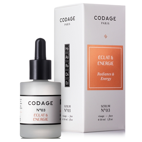 Image of   Codage Serum No. 3 Radiance & Energy 30ml