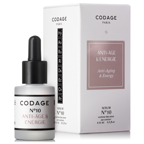 Image of   Codage Serum No. 10 Eyes - Energy Anti Aging 15ml