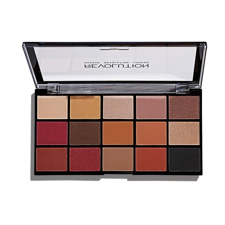 Image of   Makeup Revolution Re-Loaded Palette - Iconic Vitality
