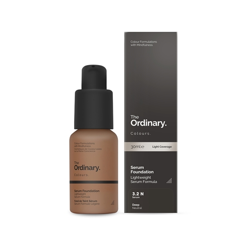 Image of   The Ordinary Serum Foundation 3.2 N deep Neutral