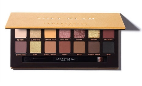 Image of Anastasia Beverly Hills Soft Glam Eye Shadow Palette