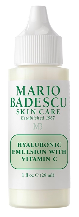 Image of   Mario Badescu - Hyaluronic Emulsion with Vitamin C 29 ml