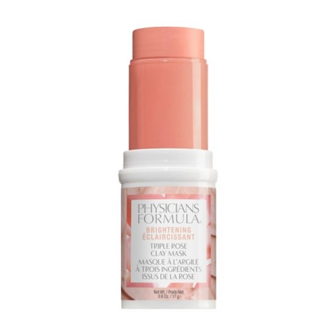Image of   Physicians Formula Brightening Triple Rose Clay Mask Brighten