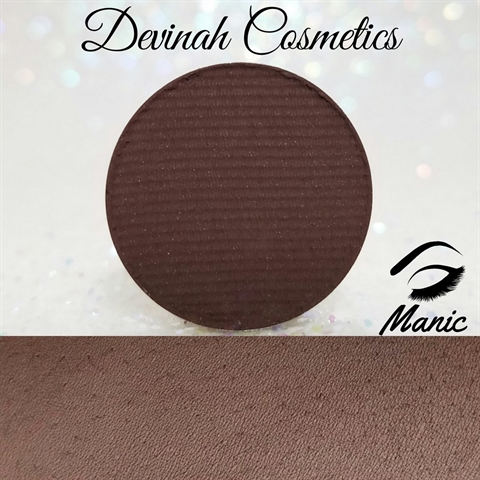 Image of   Devinah Cosmetics - MANIC Pressed Matte