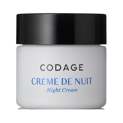 Image of   Codage Nutritive Night Cream Regenerating & Detoxifying 50ml