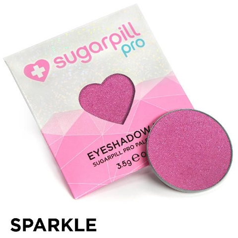 Image of   Sugarpill Cosmetics - Pressed Eyeshadow Hotsy Totsy