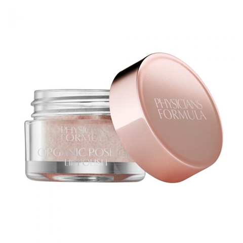 Image of   Physicians Formula Organic Wear Organic Rose Oil Lip Polish Rose