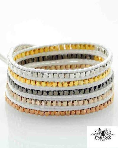 Image of   Moondance wrap armbånd