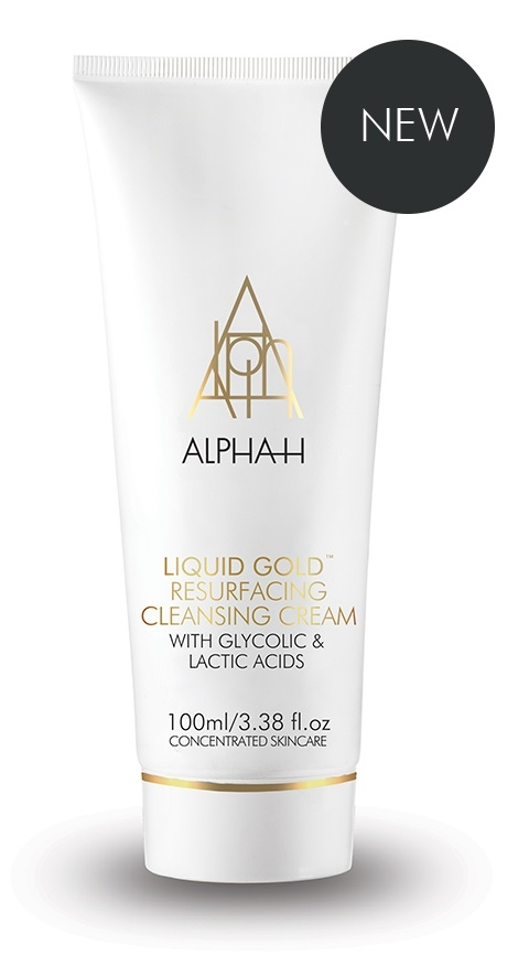 Image of   Alpha-H LIQUID GOLD RESURFACING CLEANSING CREAM 100 ml