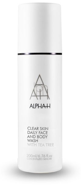 Image of   Alpha-H Clear Skin Daily Face Wash 200ml