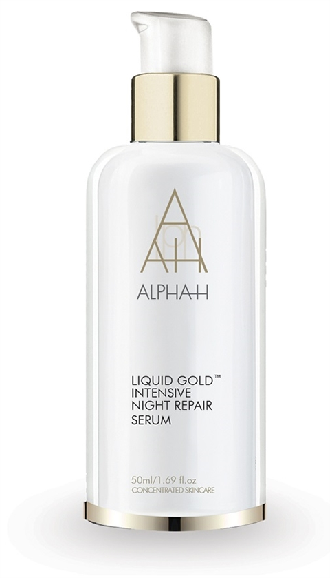 Image of   Alpha-H Liquid Gold Intensive Night Repair Serum 50ml