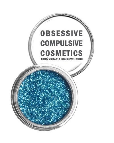 OCC COSMETIC GLITTER - Blue