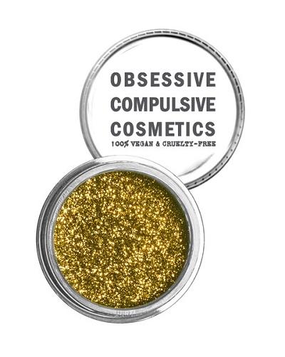 OCC COSMETIC GLITTER - Gold
