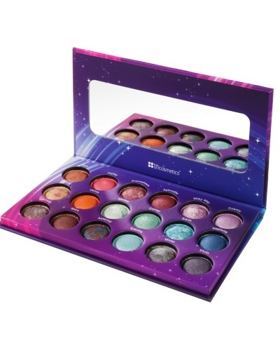 Image of   BH Cosmetics - Galaxy Chic Baked Eyeshadow Palette