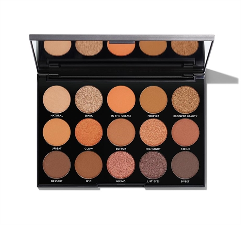 Image of   15D DAY SLAYER EYESHADOW PALETTE