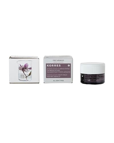 Korres - Magnolia Bark Night Cream 40ml