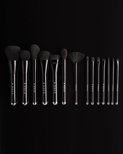 Image of   ROCK Makeup Artist Brushes 14 Set