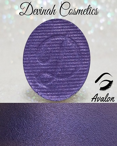 Image of   Devinah Cosmetics - AVALON Pressed Pigment