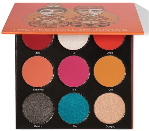 Juvias Place The Festival Eyeshadow