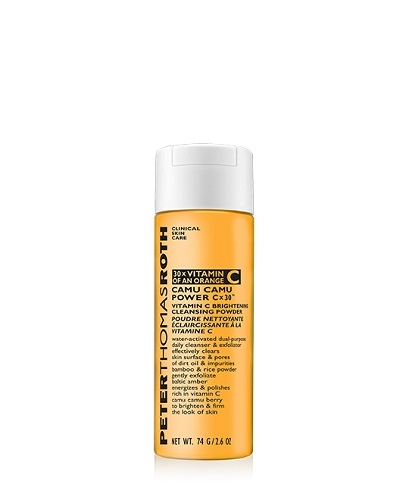 Image of   Peter Thomas Roth Vitamin C Brightening Cleansing Powder 74g
