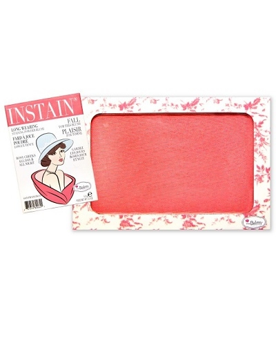 Image of   The Balm INSTAIN Long-Wearing Powder Staining Blush - Tolie