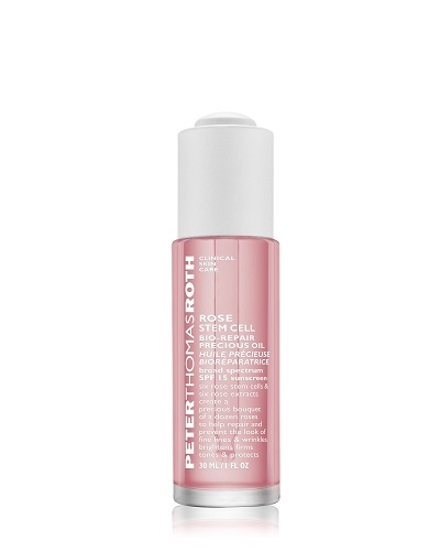 Image of   Peter Thomas Roth Rose Stem Cell Precious Oil 30 ml