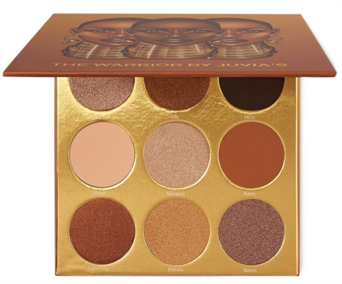 Image of   Juvias Place The Warrior Eyeshadow Palette