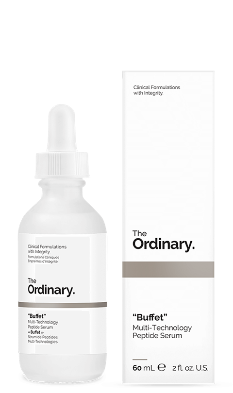 "Image of   The Ordinary ""Buffet"" 60 ml"