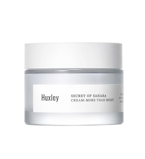 Image of   Huxley Cream; More Than Moist 50ml